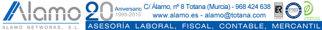 Asesorías Totana : Asesoría Alamo