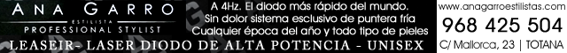 Peluqueros Totana : Ana Garro Estilistas