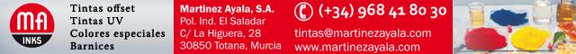 Imprentas Totana : Tintas Martínez Ayala