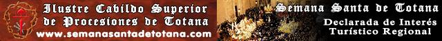 Asociaciones Totana : Ilustre Cabildo Superior de Procesiones de Totana