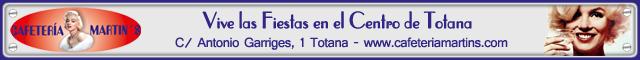 Bares Totana : Cafetería Martins