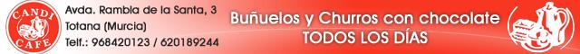 Churrerías Totana : Candi Café