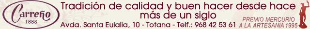 Confiterías Totana : Confitería Carreño de Totana