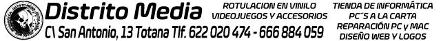 Informática Totana : Distrito Media