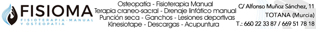 Salud Totana : Fisioma