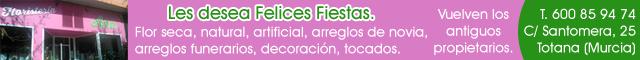Floristerías Totana : Floristería Ana