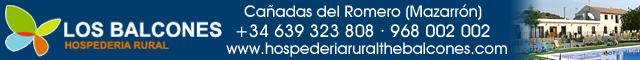 Totana : Hospedería Rural Los Balcones