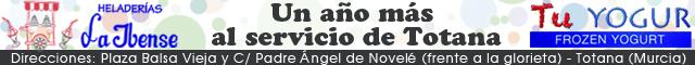Totana : Heladerías La Ibense