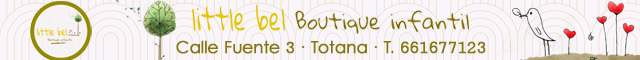 Totana : Little Bel Boutique Infantil