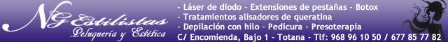 Cosmética Totana : NG Estilistas