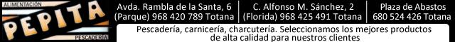Carnicerías Totana : Alimentación Pepita