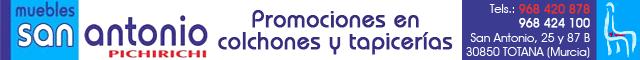 Muebles Totana : Muebles San Antonio - Pichirichi