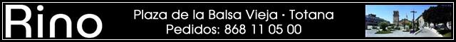Bares Totana : Rino