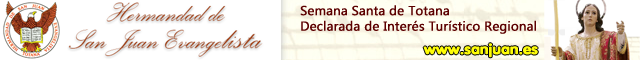 Asociaciones Totana : Hermandad de San Juan Evangelista