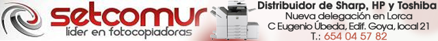 Informática Totana : Setcomur Fotocopiadoras
