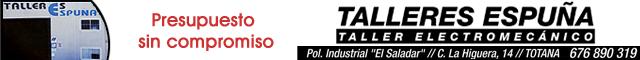 Talleres y concesionarios Totana : Talleres Espuña