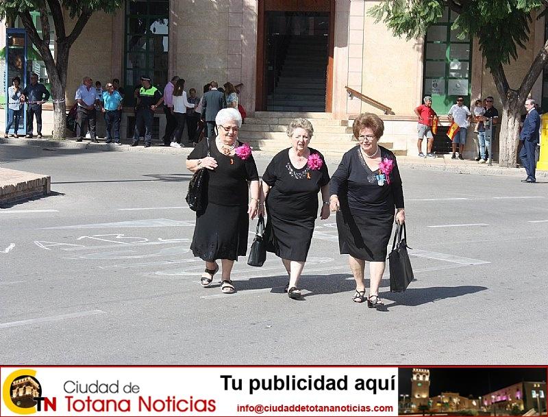 Homenaje a la Bandera de España. Día Fiesta Nacional 2017 - 016