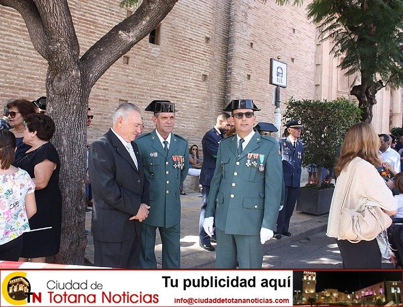Homenaje a la Bandera de España. Día Fiesta Nacional 2017 - 020