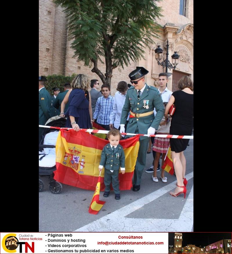 Homenaje a la Bandera de España. Día Fiesta Nacional 2017 - 021