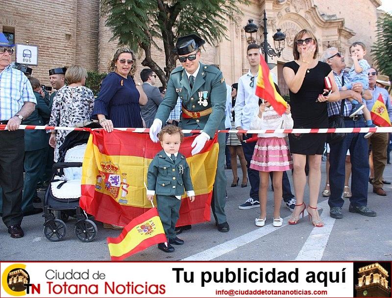 Homenaje a la Bandera de España. Día Fiesta Nacional 2017 - 022