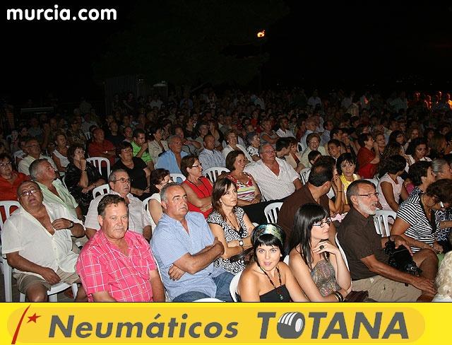 Acontracanto en concierto. Aledo 2008 - 6