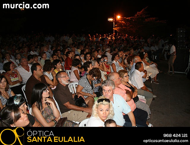 Acontracanto en concierto. Aledo 2008 - 7