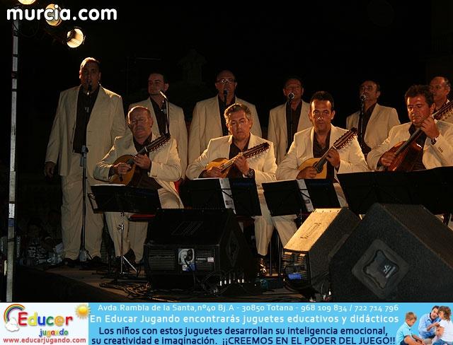 Acontracanto en concierto. Aledo 2008 - 8