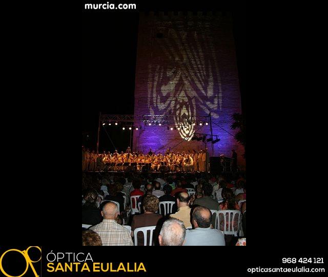 Acontracanto en concierto. Aledo 2008 - 12