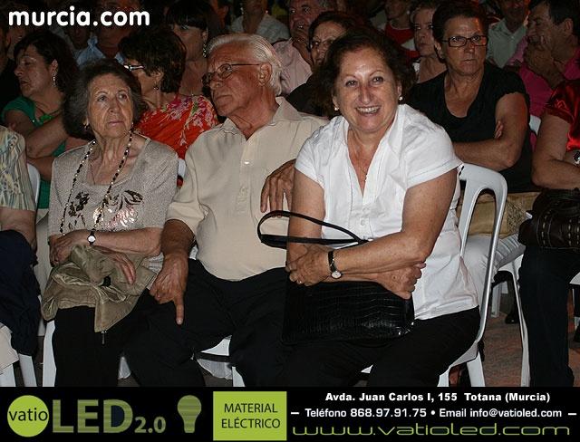 Acontracanto en concierto. Aledo 2008 - 23