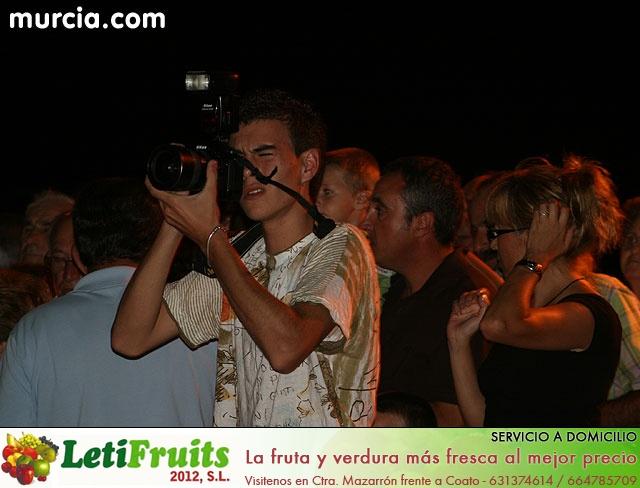 Acontracanto en concierto. Aledo 2008 - 29