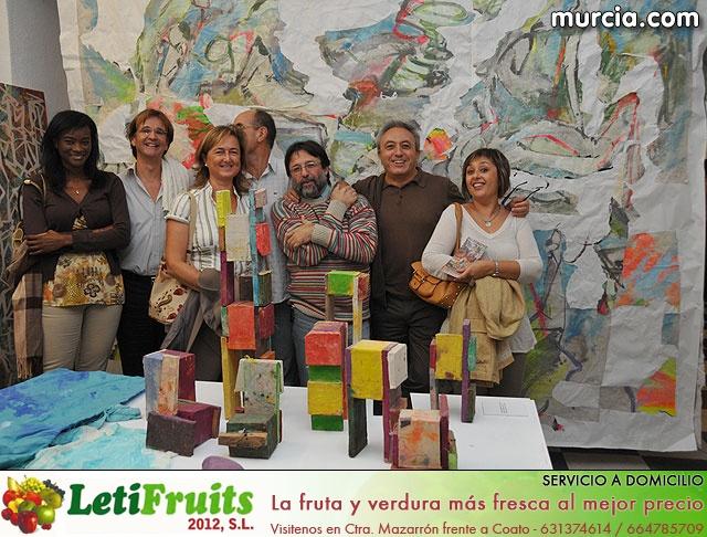 Exposición de Juan Antonio Cortés Abellán - 1