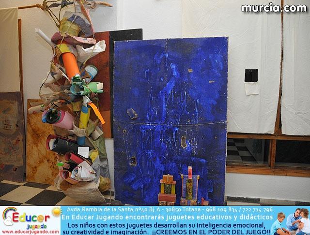 Exposición de Juan Antonio Cortés Abellán - 2