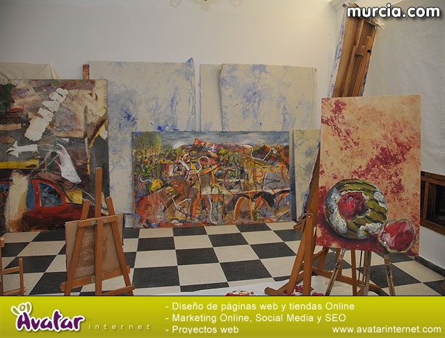 Exposición de Juan Antonio Cortés Abellán - 3