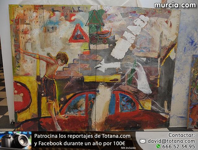 Exposición de Juan Antonio Cortés Abellán - 4