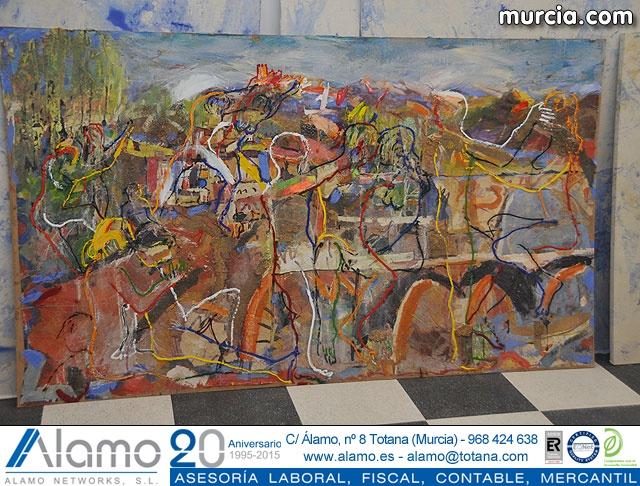 Exposición de Juan Antonio Cortés Abellán - 6