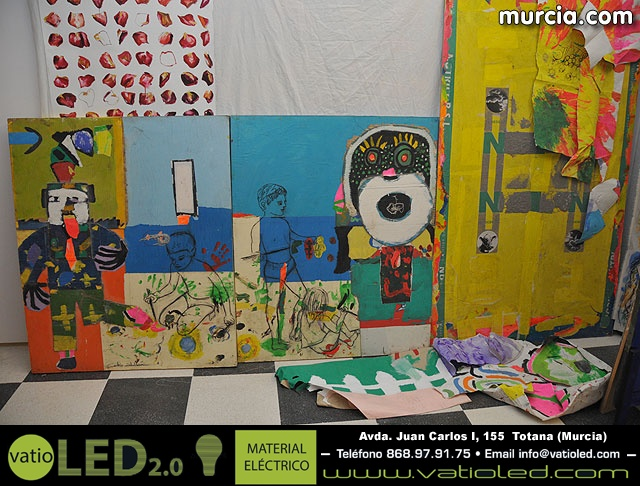 Exposición de Juan Antonio Cortés Abellán - 7