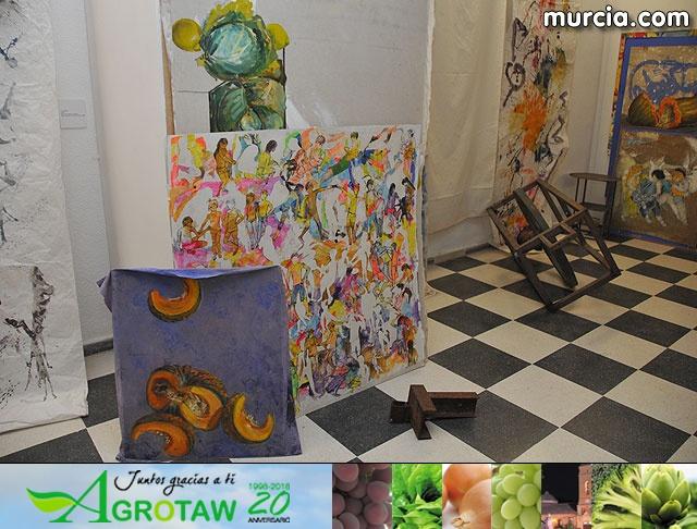Exposición de Juan Antonio Cortés Abellán - 8