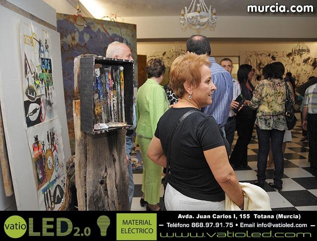 Exposición de Juan Antonio Cortés Abellán - 12