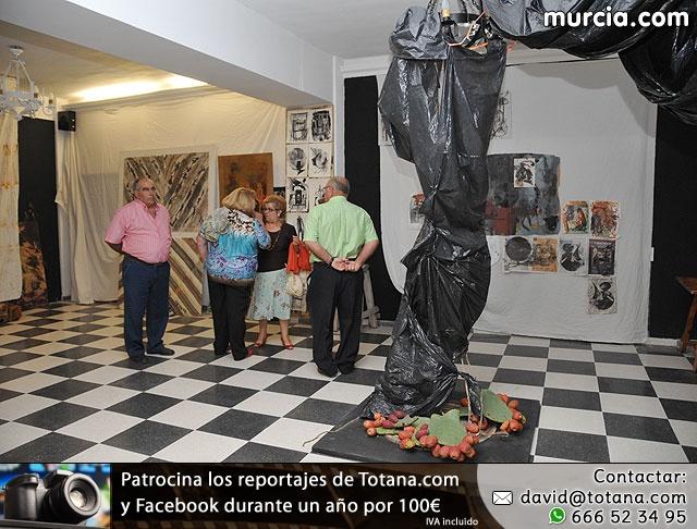 Exposición de Juan Antonio Cortés Abellán - 13