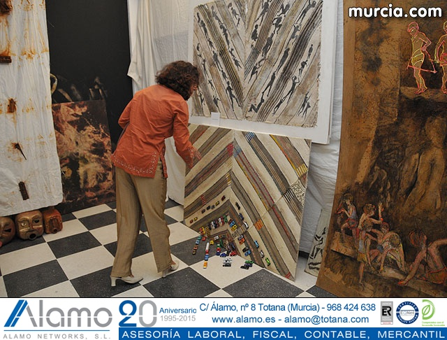 Exposición de Juan Antonio Cortés Abellán - 16