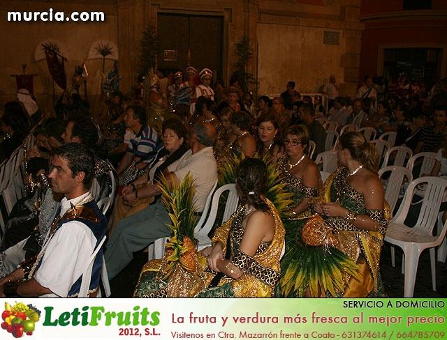 Entrega de llaves de la ciudad de Murcia al Infante Alfonso X el Sabio - 2009 - 9