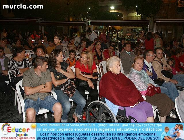 Entrega de llaves de la ciudad de Murcia al Infante Alfonso X el Sabio - 2009 - 10
