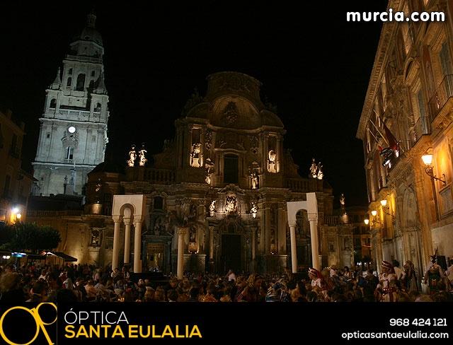 Entrega de llaves de la ciudad de Murcia al Infante Alfonso X el Sabio - 2009 - 11