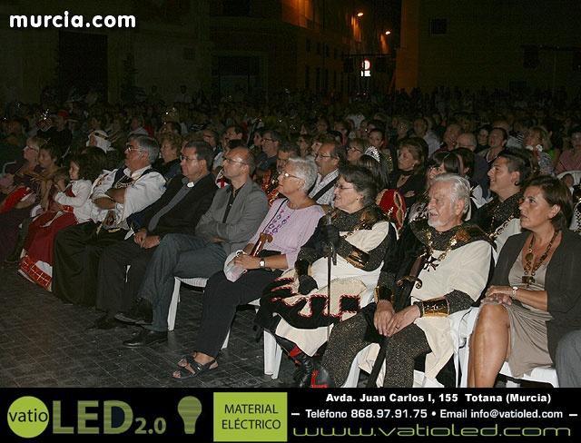 Entrega de llaves de la ciudad de Murcia al Infante Alfonso X el Sabio - 2009 - 14