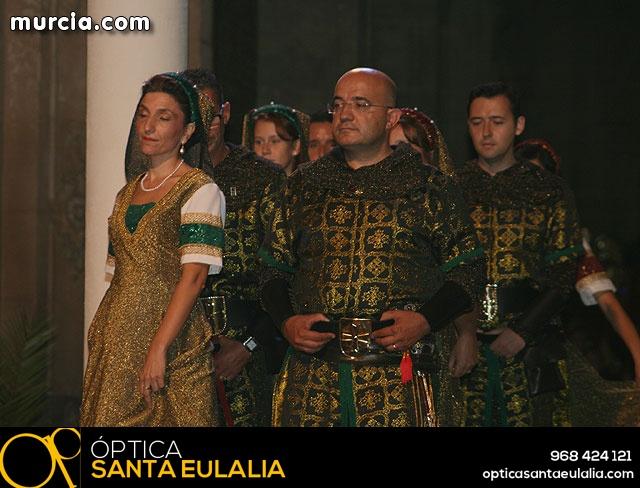 Entrega de llaves de la ciudad de Murcia al Infante Alfonso X el Sabio - 2009 - 20