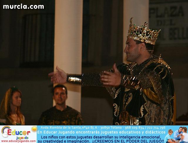 Entrega de llaves de la ciudad de Murcia al Infante Alfonso X el Sabio - 2009 - 26