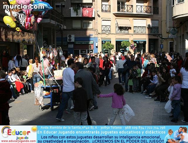 Procesión Lunes Santo. San Antolín 2009 - 1