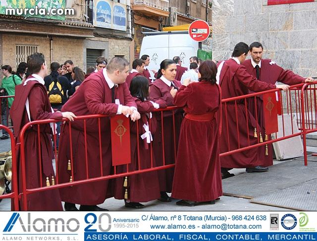 Procesión Lunes Santo. San Antolín 2009 - 2