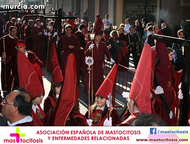 Procesión Lunes Santo. San Antolín 2009 - 7