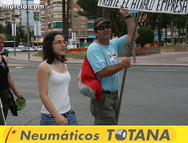 1ª Marcha de Personas Paradas y Afectadas por la Crisis  - 3